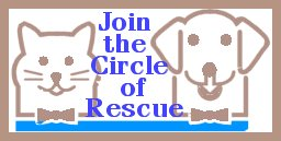 Be Part of the Circle of Rescue!