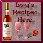 Click for Izzy's Recipes