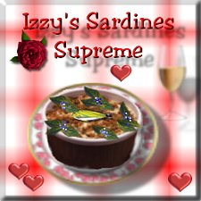 Click for Izzy's recipe