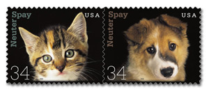 Spay/Neuter stamp for release