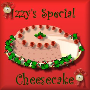 Click for Izzy's Recipe for Cheesecake