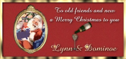 From Lynn and Dominoe